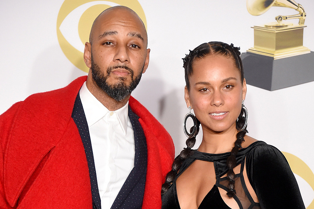 Image result for alicia keys and swizz beat