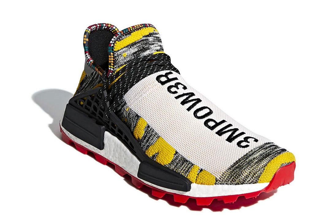 Pharrell x Adidas NMD Hu Solar Pack