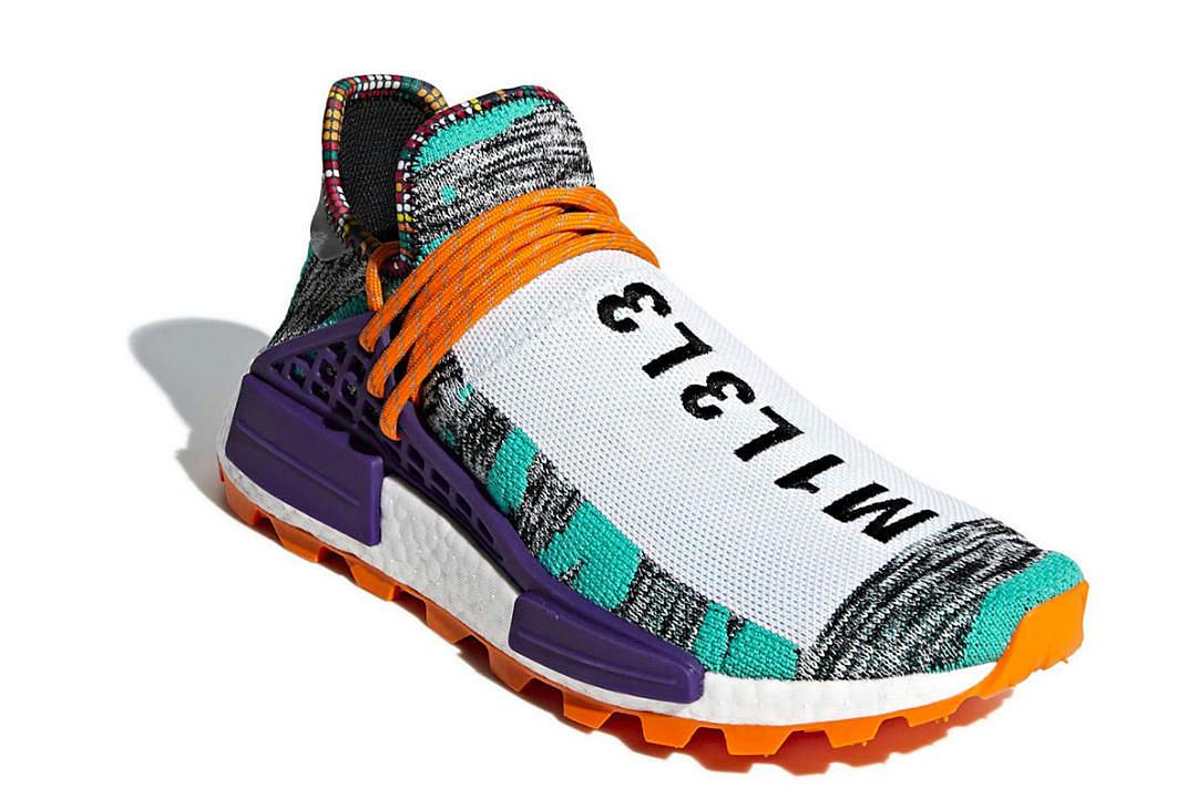 8f2141d59 Pharrell x Adidas NMD Hu Solar Pack Gets a Release Date - XXL