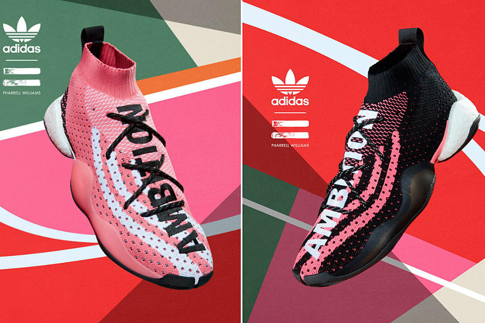 dd853e3895dfc Pharrell and Adidas Introduce the PW BYW LVL X Sneakers - XXL