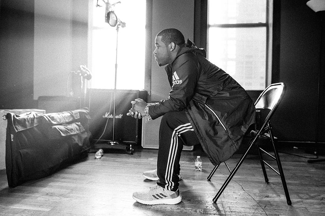 e86381cd237943 ASAP Ferg and Adidas Introduce the PureBoost Go Sneaker - XXL