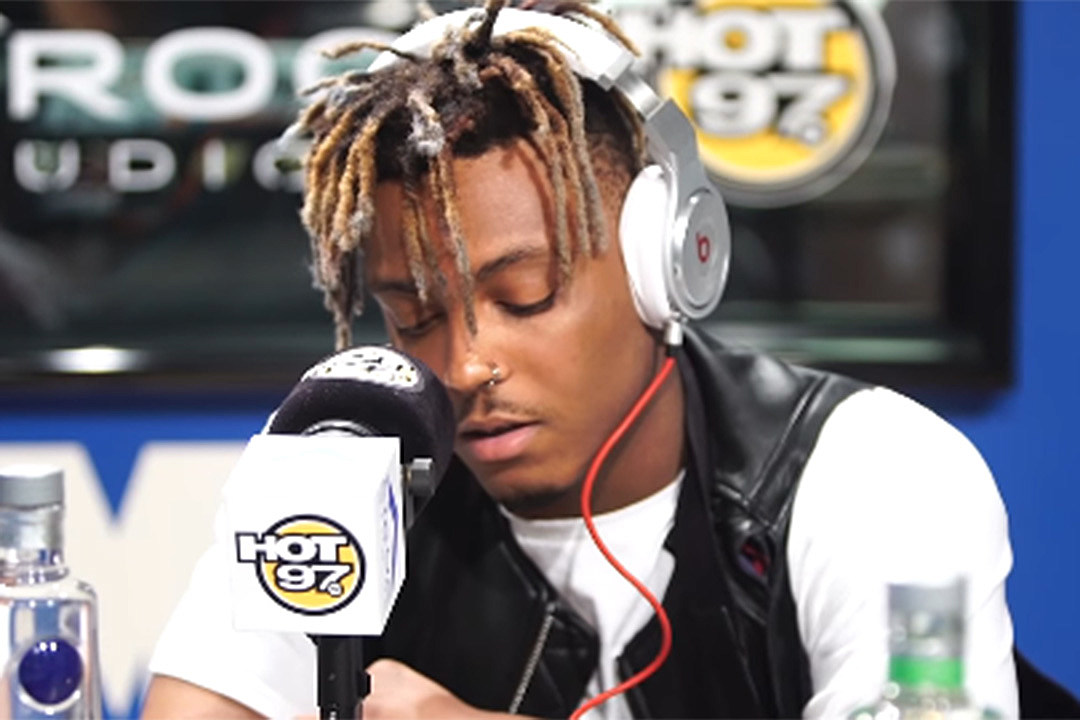 Juice Wrld Spits Fire Over Nas'