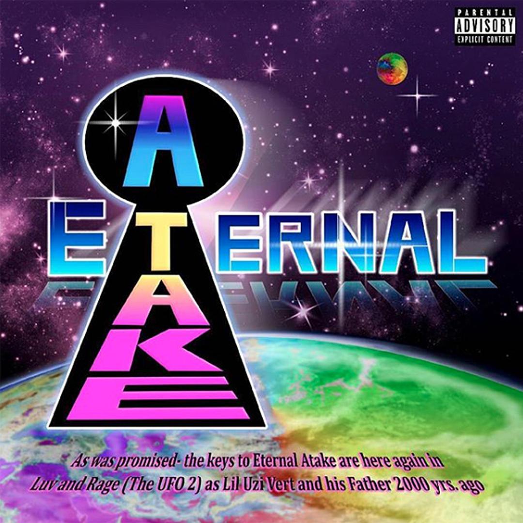 Lil Uzi Vert S Eternal Atake Art References Heaven S Gate Cult Xxl