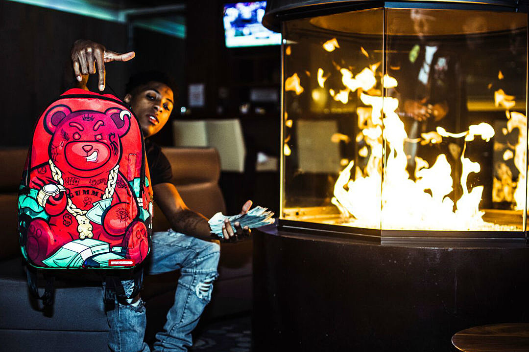 38fcd3b75b9 YoungBoy Never Broke Again and Sprayground Team Up for Exclusive Backpack  Collab