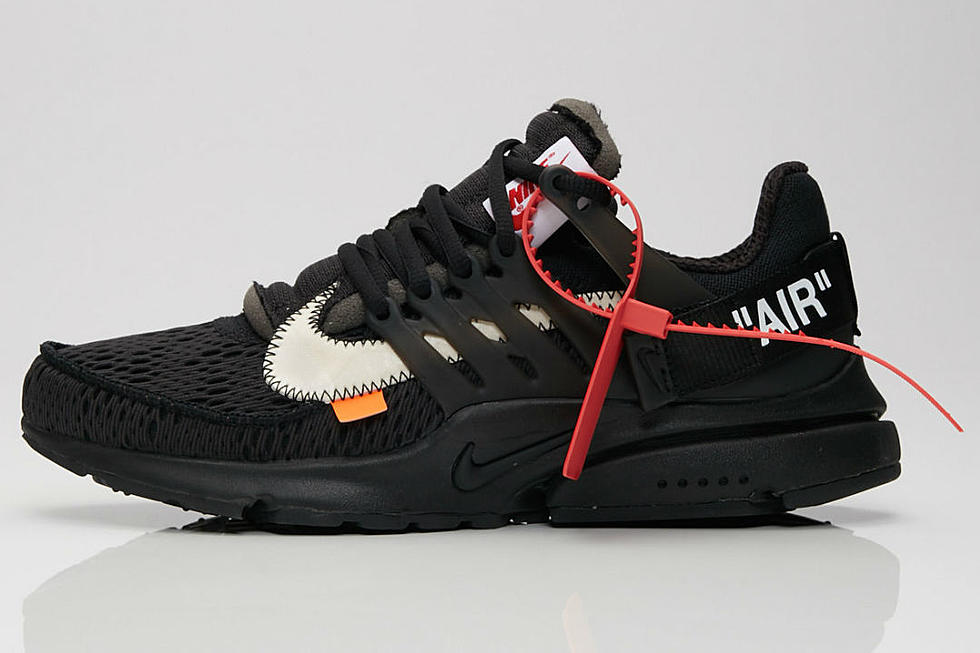 new concept eed78 79b6b Top 5 Sneakers Coming Out This Weekend Including Off-White Nike Air Presto  and More
