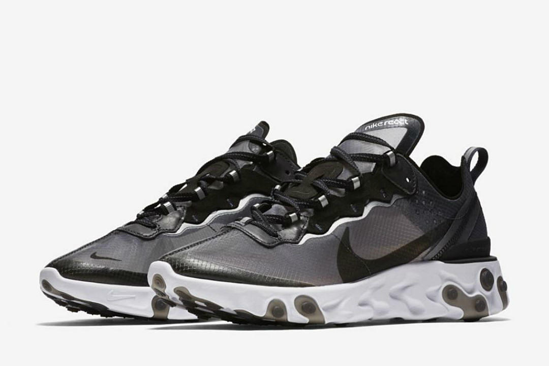 9849e217180be Nike to Release React Element 87 Sneakers - XXL