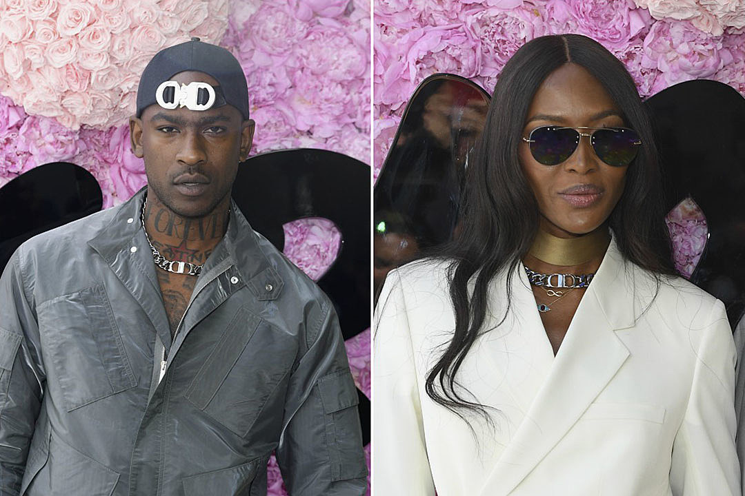 Skepta and Naomi Campbell Reveal How They First Met - XXL