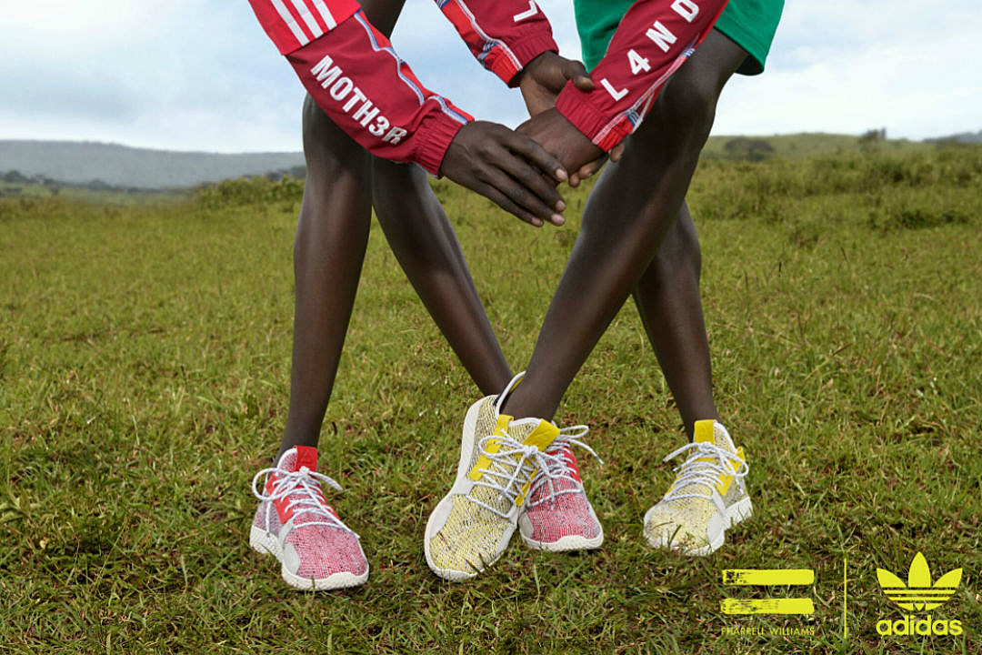 2b7727a21 Adidas Originals and Pharrell Williams Unveil SolarHu Collection - XXL