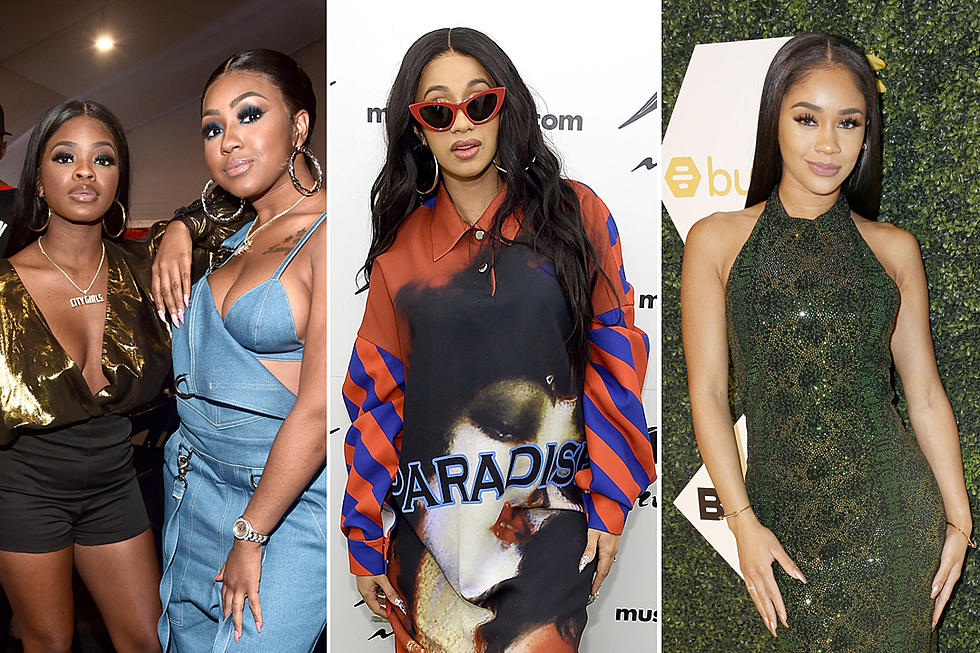 A Guide to the Female Rappers That Cardi B Is Cosigning - XXL