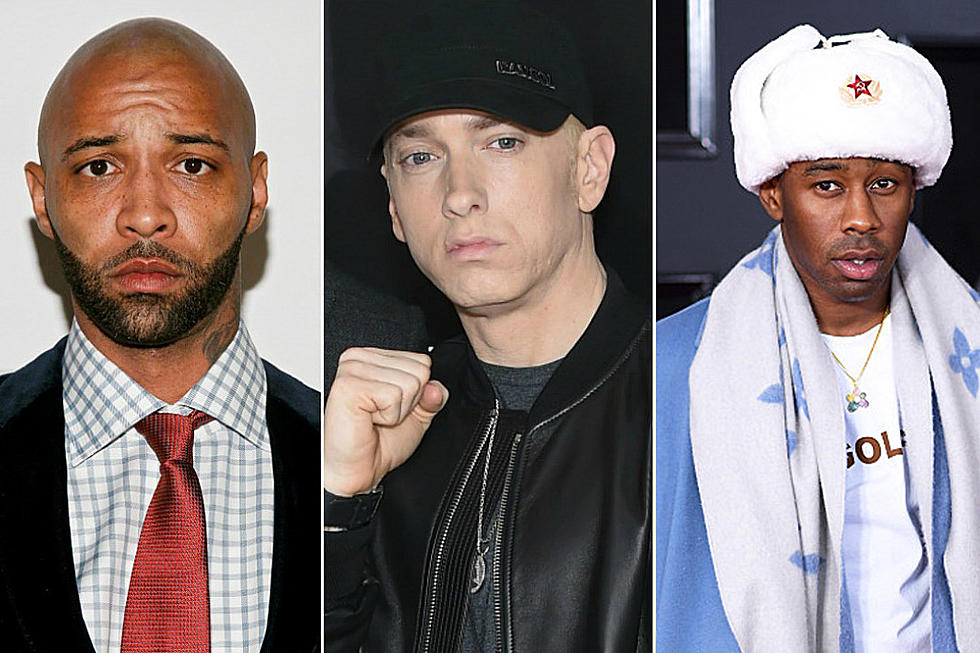 Here's Everyone That Eminem Disses on His New Album