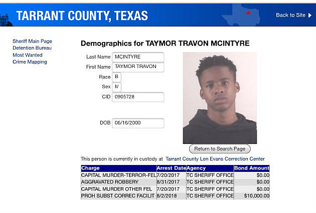 Tay-K Charged With Possession of Prohibited Substance in