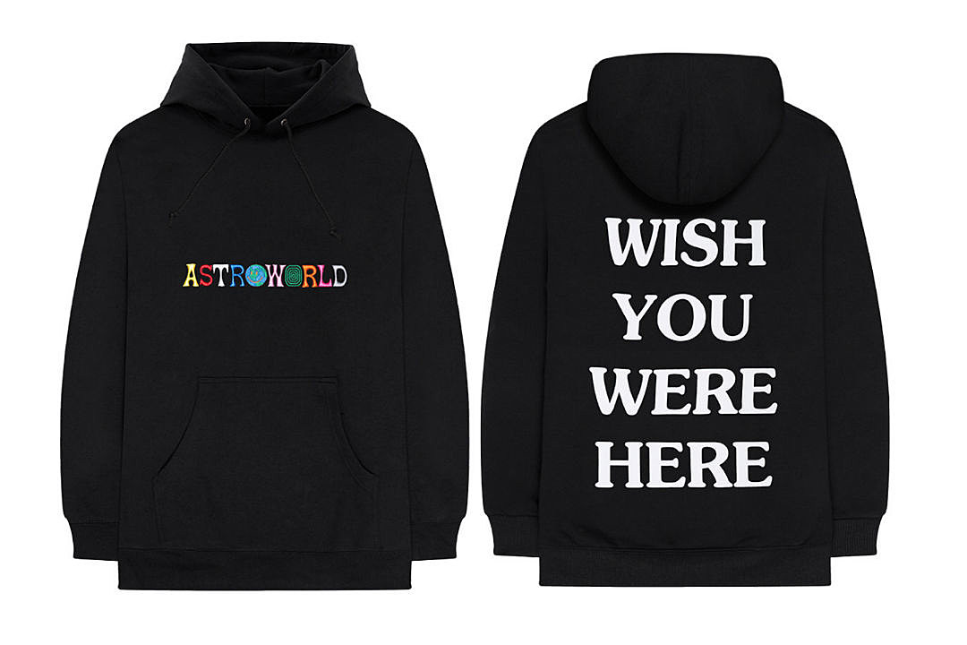 3731e7c152ad Travis Scott Releases 'Astroworld' Merch Collection - XXL