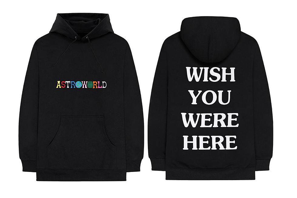 3267d28d4aeb Travis Scott Releases 'Astroworld' Merch Collection - XXL