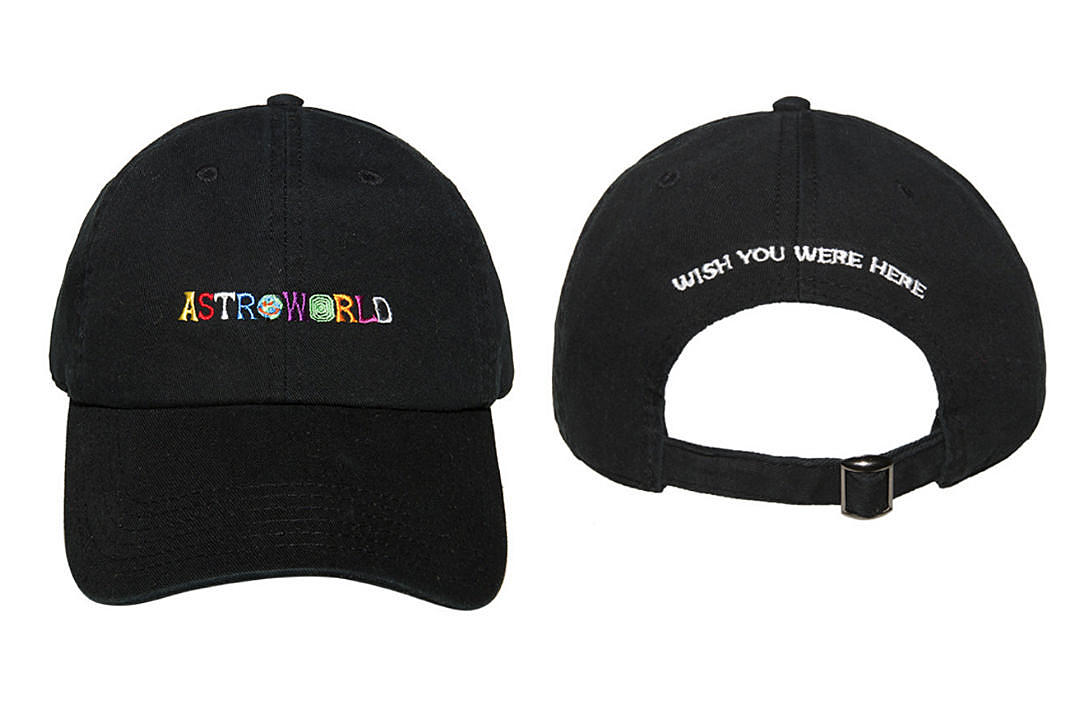aab518e305f Travis Scott Releases  Astroworld  Merch Collection - XXL