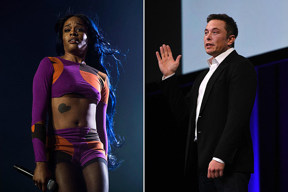 Azealia Banks Slams Elon Musk After Alleged Weekend at His House - XXL