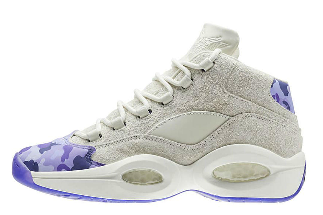 Cam'ron's Reebok Question Mid Sneakers Are Dropping This