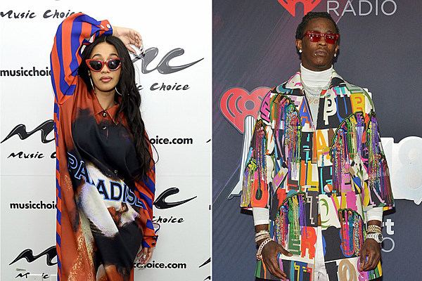 Cardi B Younger: Cardi B And Young Thug Win 2018 Teen Choice Awards