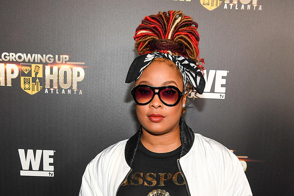 The 46-year old daughter of father (?) and mother(?) Da Brat in 2021 photo. Da Brat earned a  million dollar salary - leaving the net worth at  million in 2021