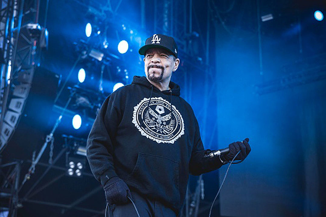 Ice-T Drops 'The Iceberg/Freedom Of Speech': Today in Hip