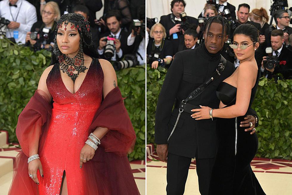 b72a94785a35 Nicki Minaj Believes Kylie Jenner Helped Keep Travis Scott's 'Astroworld'  Atop the Billboard 200 Chart