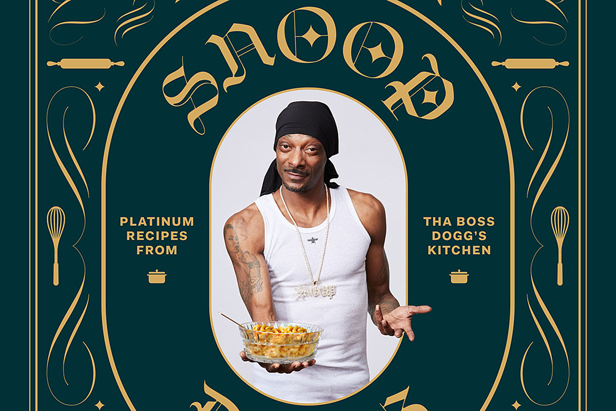 Snoop Dogg to Release His Own Cookbook 'From Crook to Cook' - XXL