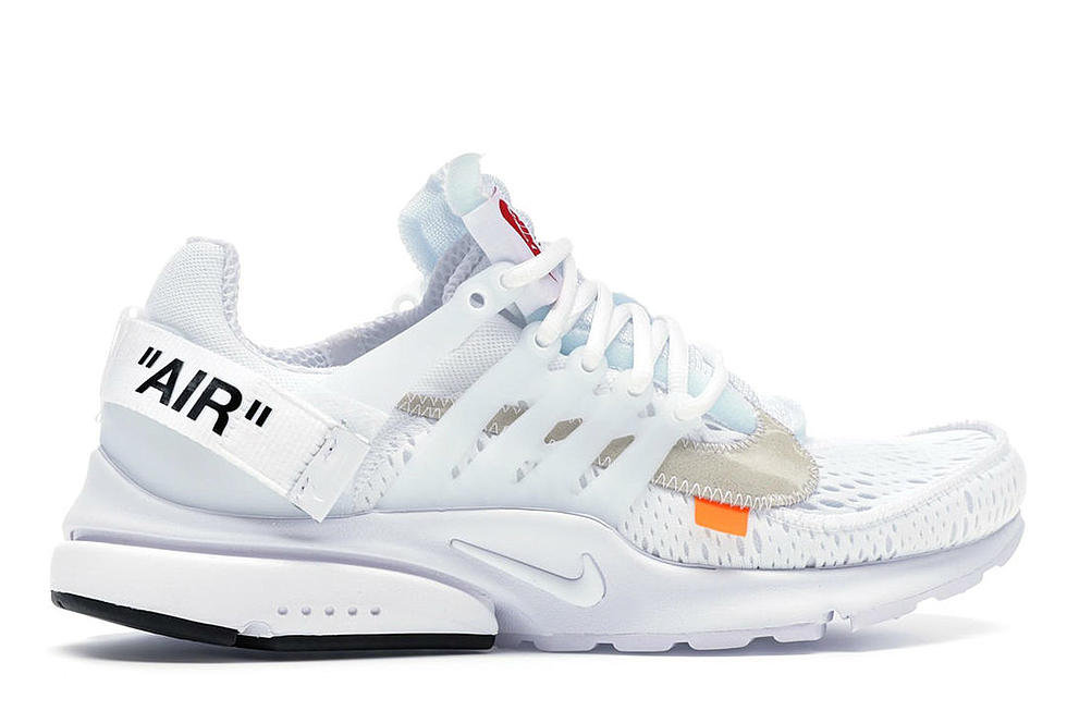 new concept 1c951 ca0d7 Top 5 Sneakers Coming Out This Weekend Including Off-White Nike Air Presto  and More