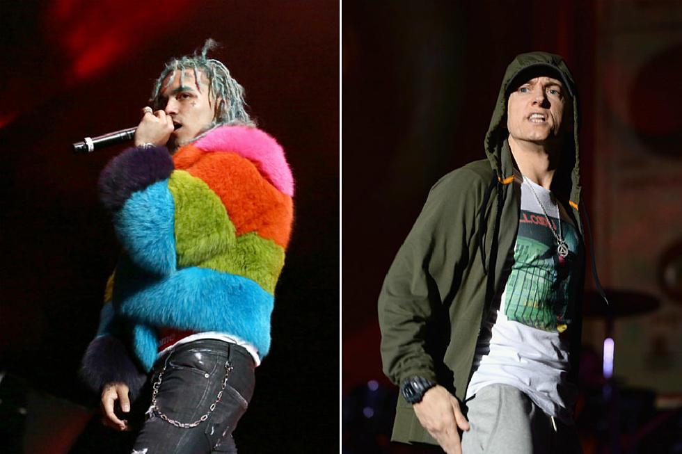 Lil Pump Thinks He Deserved Eminem's Diss on 'Kamikaze