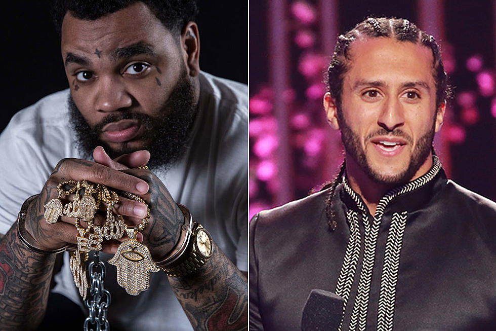 Kevin Gates Doesn't Want Colin Kaepernick to Kneel Before