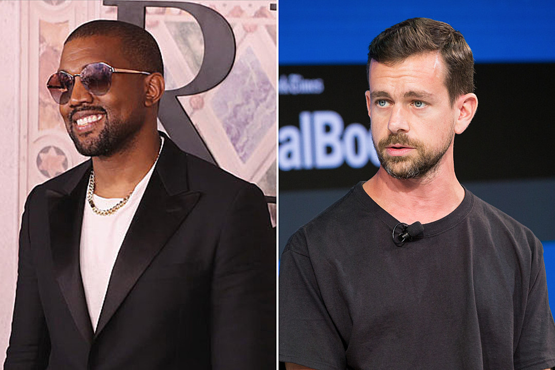 cc55fd54544 Kanye West Shares Text Conversation With Twitter CEO Jack Dorsey - XXL