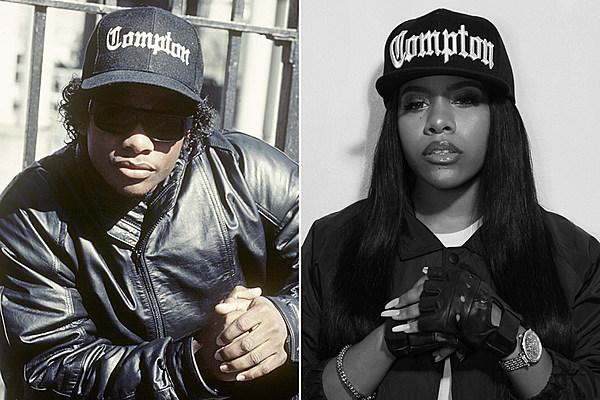 Eazy E: Eazy-E's Daughter Recreates Photos Of Rapper On His