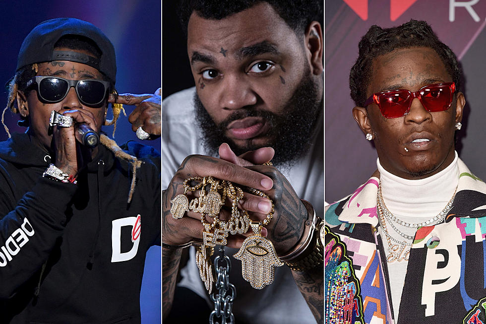 Lil Wayne, Kevin Gates, Young Thug and More: Bangers This