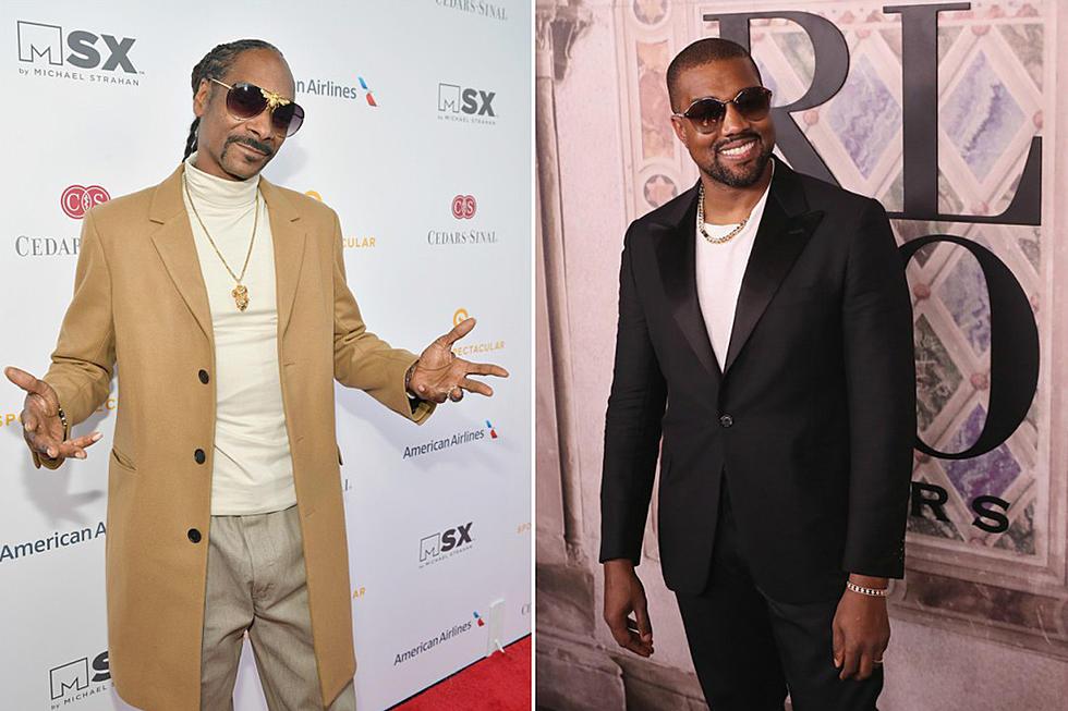 Snoop Dogg Thinks Someone Should Take Kanye West's Phone - XXL