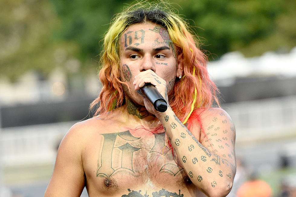 6ix9ine Expected to Testify His Role Was to Get Money for