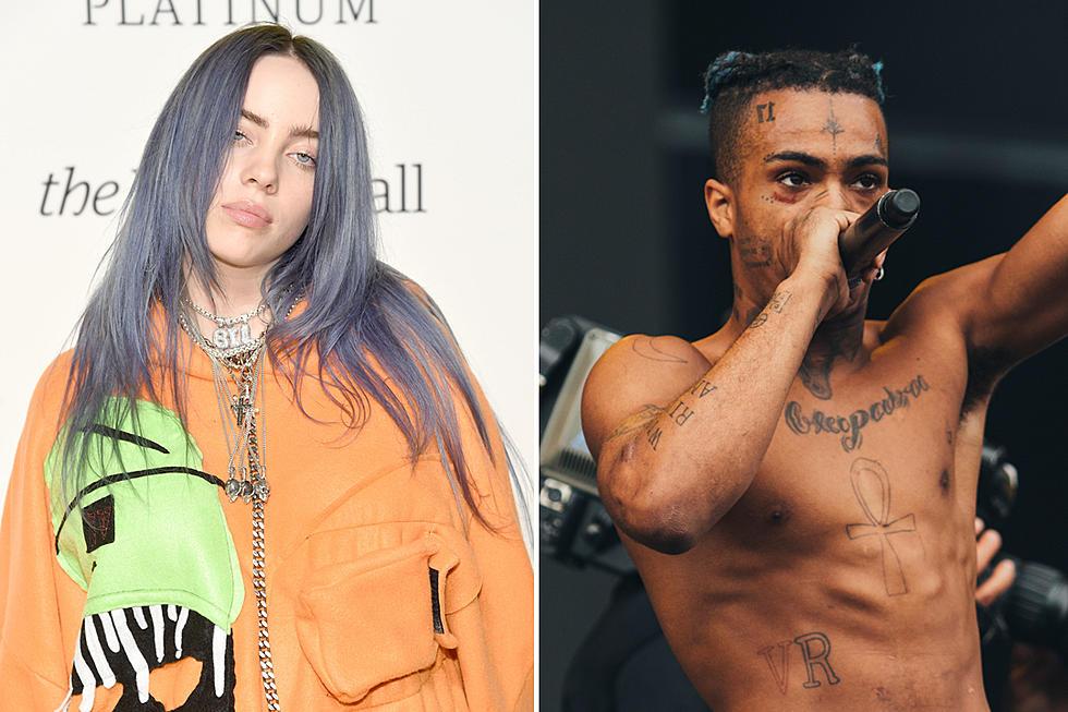 Singer Billie Eilish Dedicates New Song to XXXTentacion - XXL