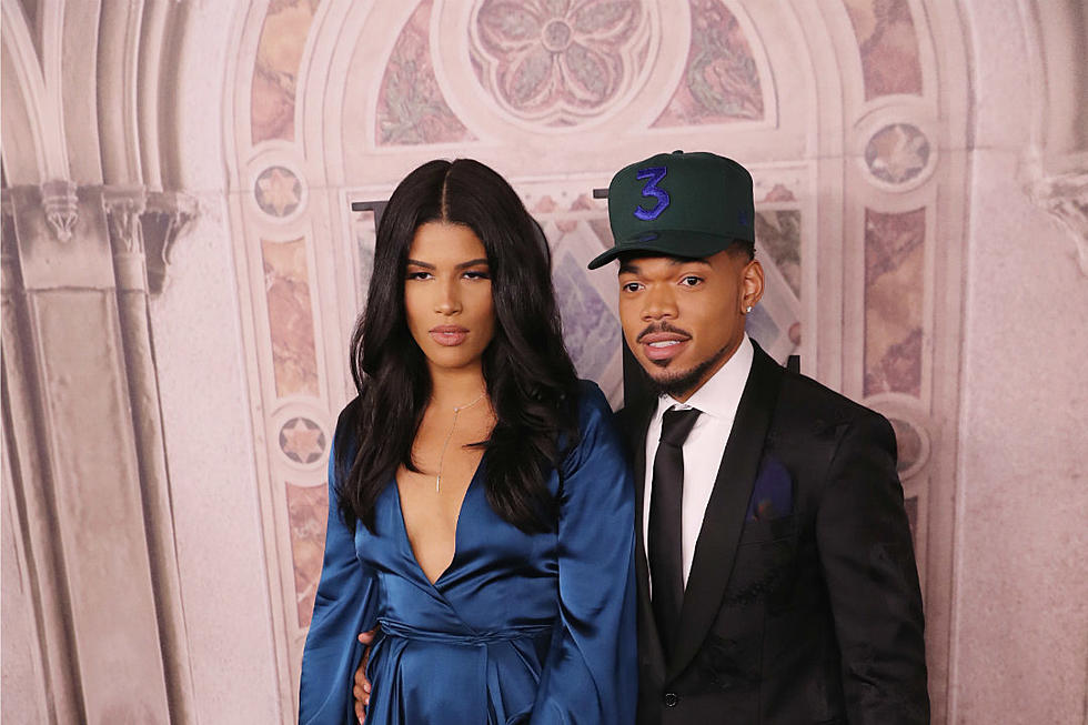 Chance The Rapper and His Wife Expecting Their Second
