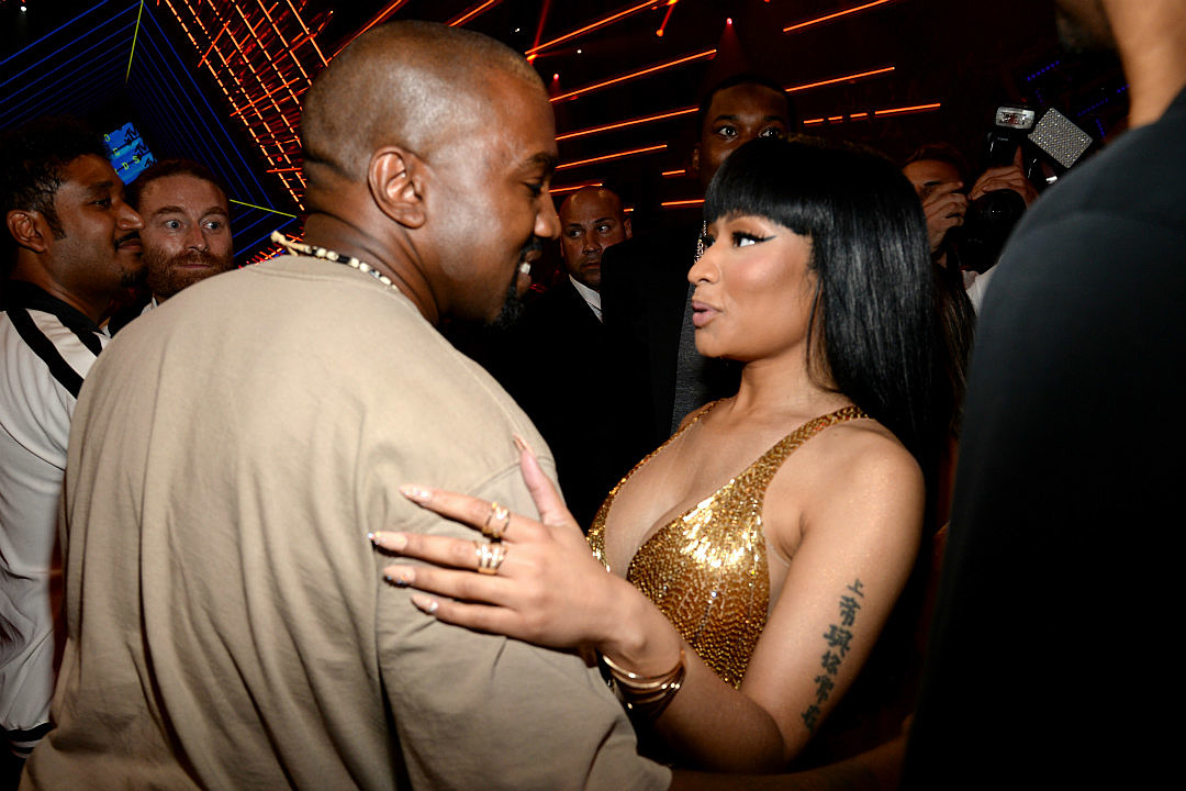 0c749a259414 Kanye West and Nicki Minaj Collaborating on a Song About Body Shaming for   Yandhi