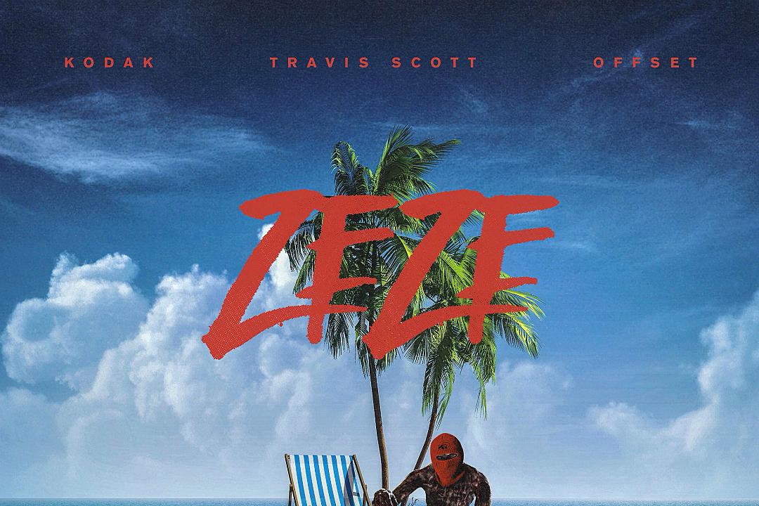 "c5b1cf966c30 Kodak Black ""Zeze"" Featuring Travis Scott and Offset: Listen to New Song"