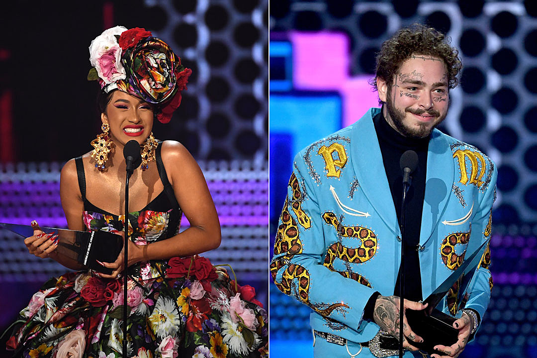Cardi B & Post Malone Aren't Eligible for Best New Artist