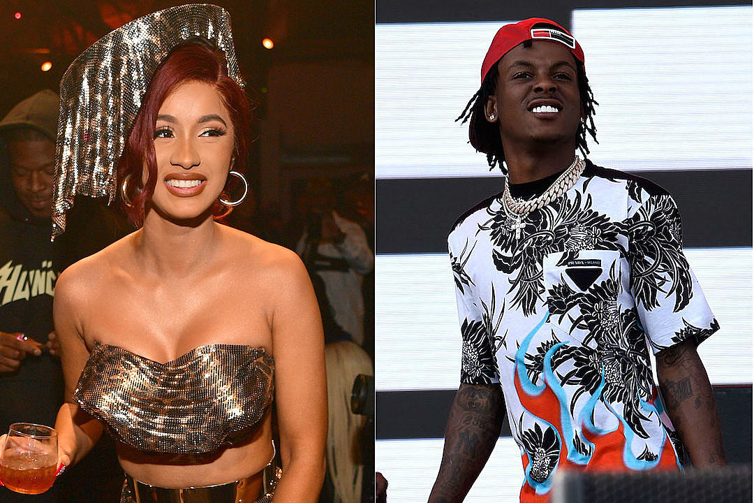 Cardi B And Rich The Kid Perform At New York City Bar Mitzvahs Xxl