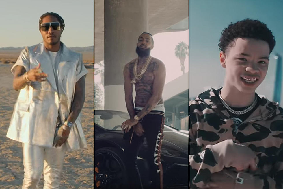 Future Nipsey Hussle Lil Mosey And More Videos This Week