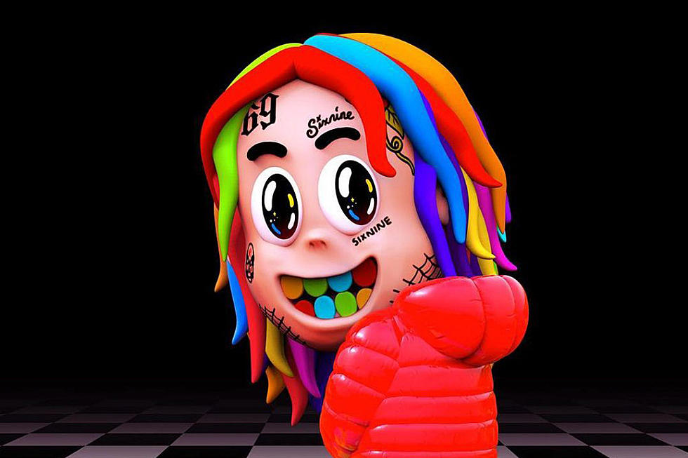 6ix9ine's 'Dummy Boy' Songs Top iTunes Chart While Behind