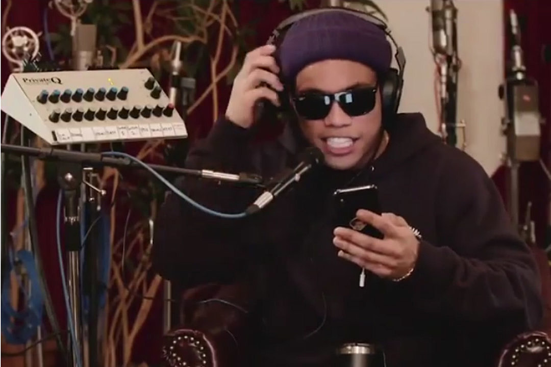 Anderson  Paak Delivers Rock Cover of Juice Wrld's