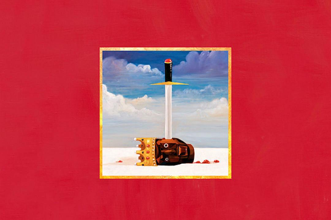 Kanye Dark Twisted Fantasy Art