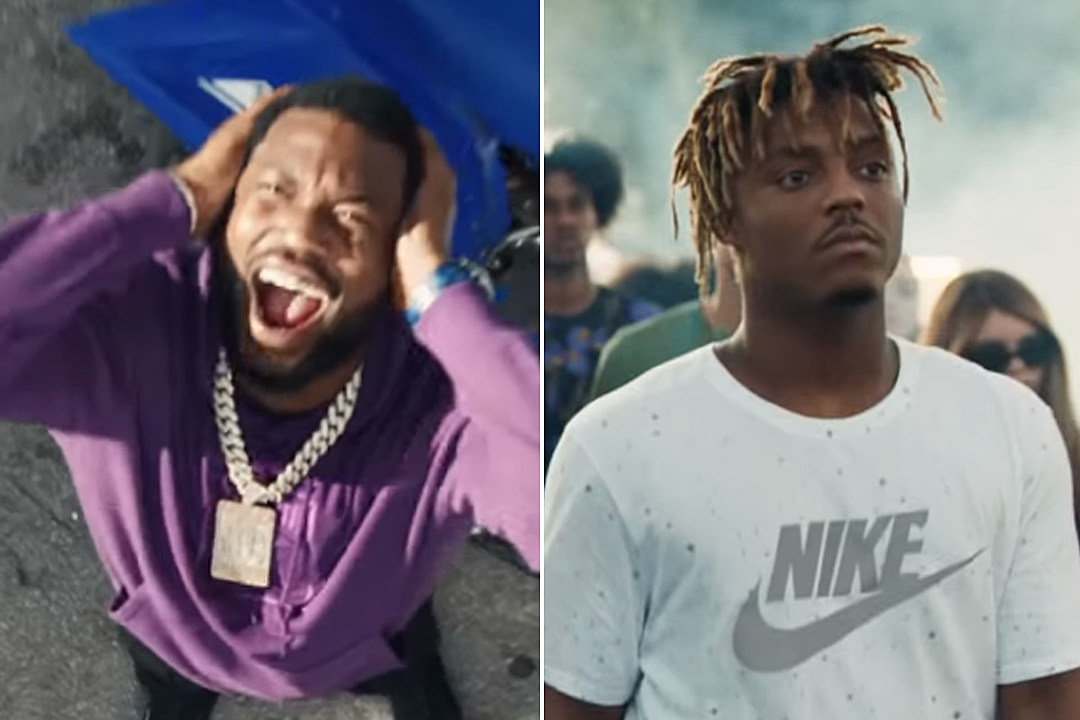 a50599ccfd80e Meek Mill and Juice Wrld Star in Foot Locker s New Week of Greatness  Campaign