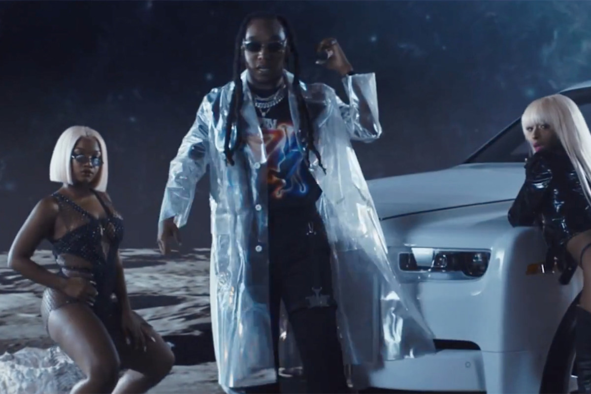 Takeoff Casper Video Watch Rapper Cruise Through Space Xxl