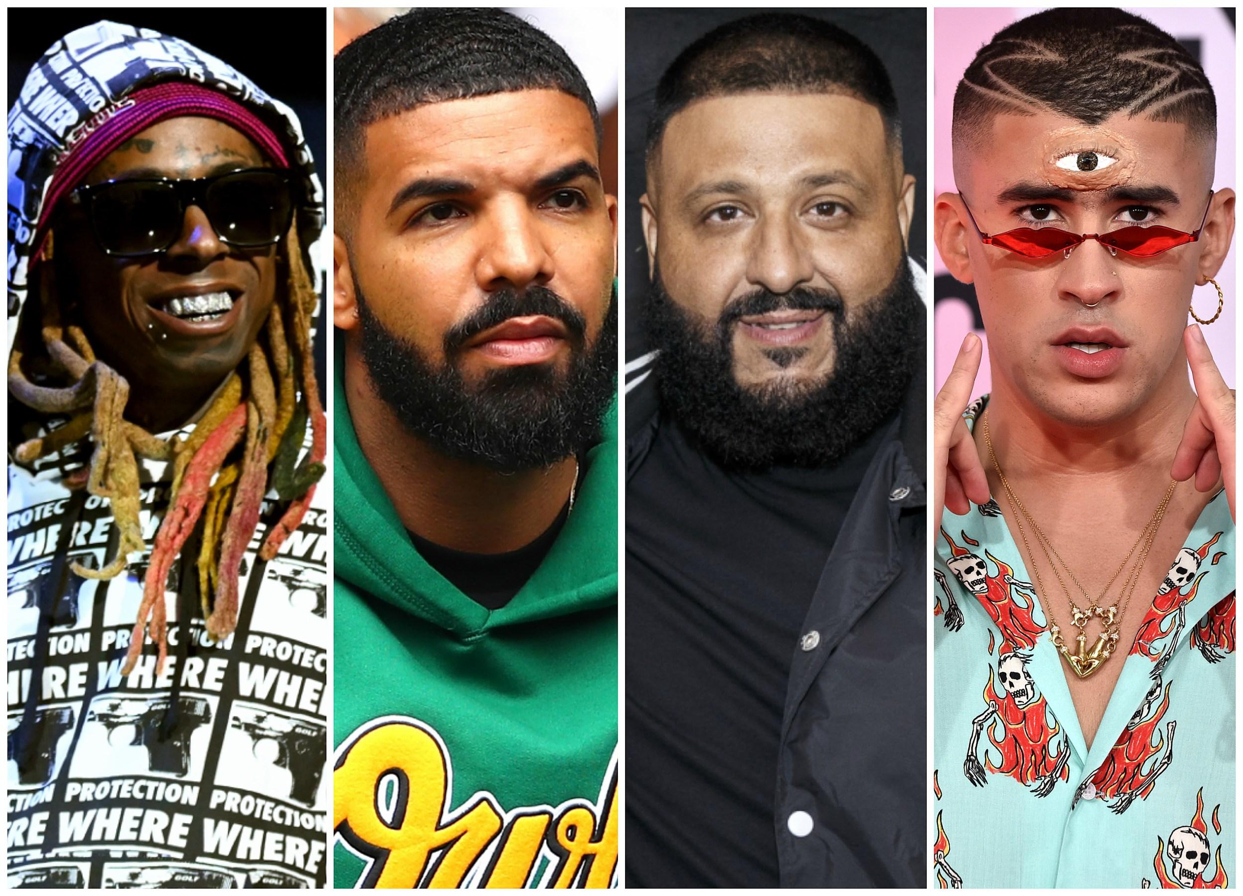 b079fb4e6cc271 Drake Brings Out Lil Wayne