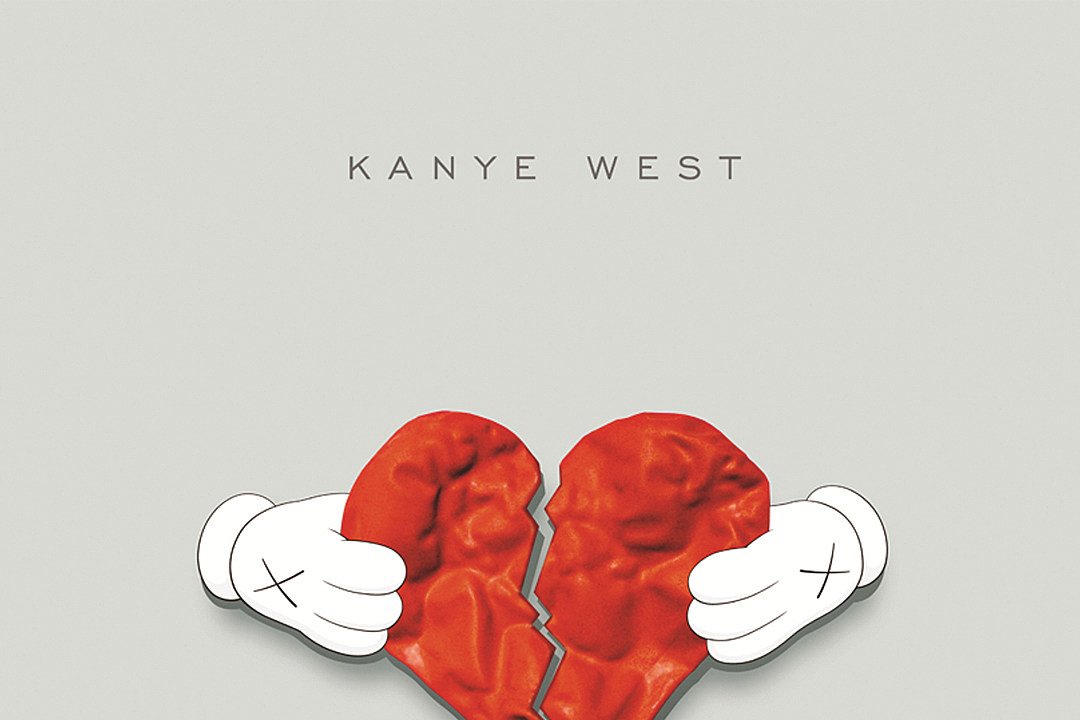 Kanye West Releases 808s Heartbreak Album Today In Hip Hop