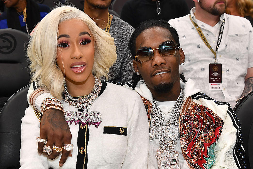 Rapper Cardi B Reportedly files for Divorce from rapper Offset - Tatahfonewsarena