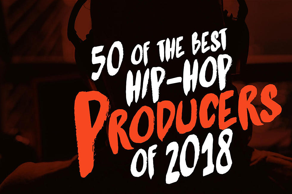50 of the Best Hip-Hop Producers of 2018 - XXL
