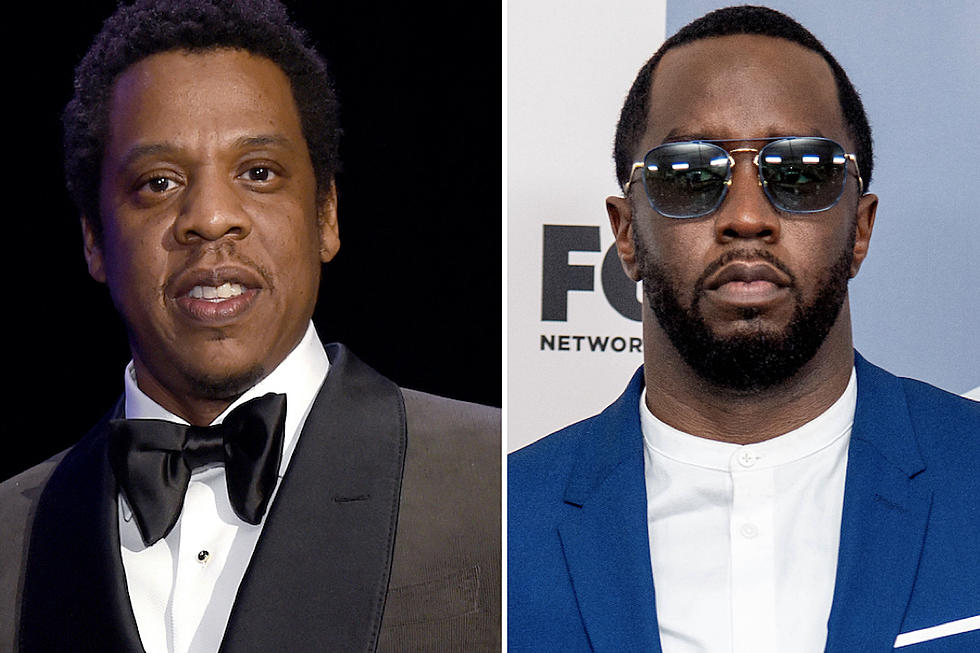 Jay-Z & Diddy Are Two of Forbes' Top 10 Wealthiest Celebrities - XXL